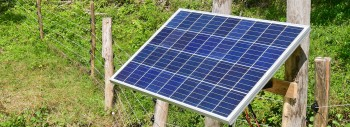 Weidezaungeräte Solar