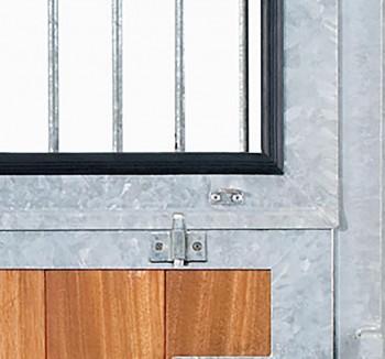 Stalltür Drehfenster