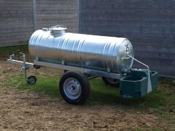 Wasserfasswagen 600 Liter