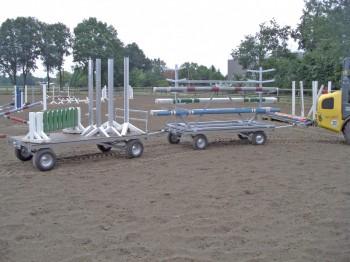 Transportwagen Quader Profi