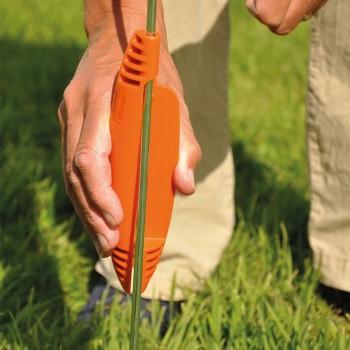 Fuß-Halterung für Solarmodul