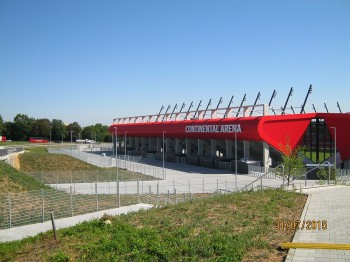 Continental Arena in Regensburg