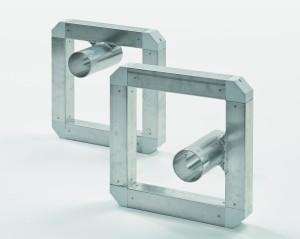 Aluminium-Cavaletti