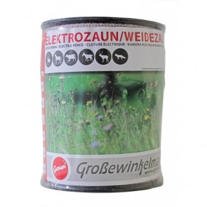 Growi SuperLine Breitband Elektrozaun