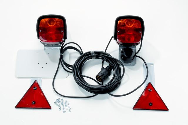 Beleuchtungseinheit für Fasswagen