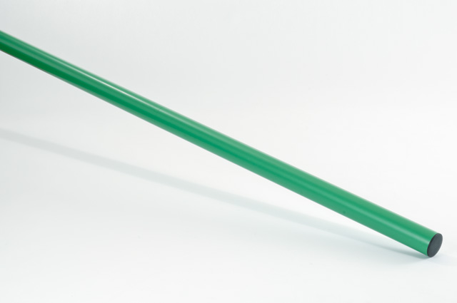 Cavalettistange aus Kunststoff Grün
