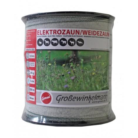 Growi CraftLine Breitband Elektrozaun 200 m / 20 mm