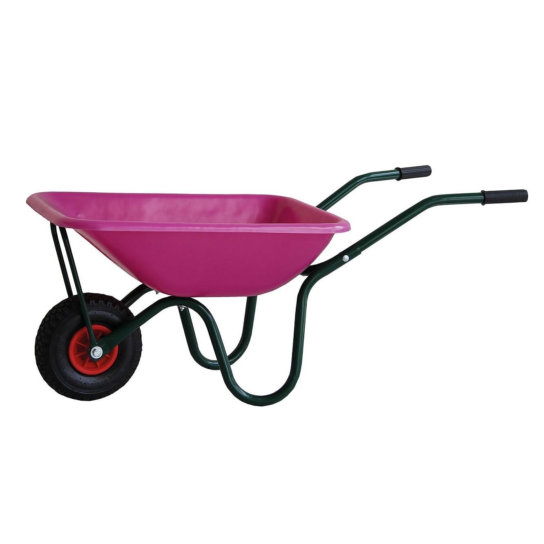 Growi® Profi-Kinderkarre Pink